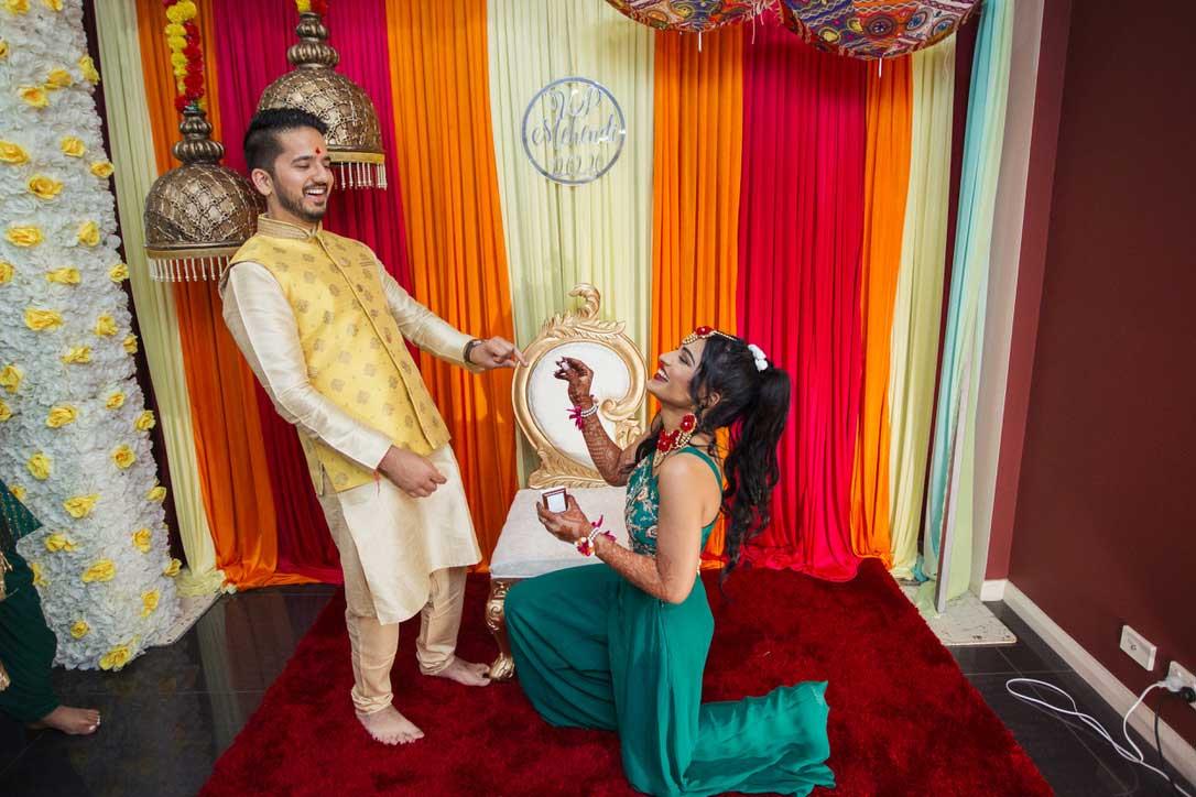 Wedding Proposal Decoration 03
