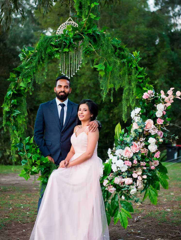 Wedding Proposal Decoration 04
