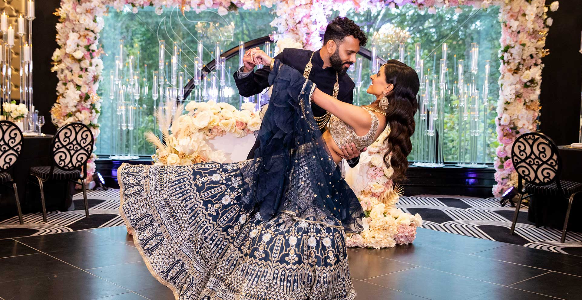What to Wear to an Indian Wedding Reception